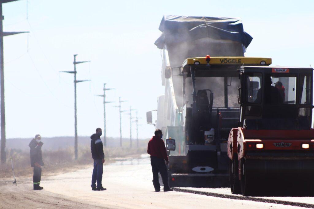 Reactivación de la Ruta 11: cambian el ingreso a Santa Teresita por la construcción de una nueva rotonda de acceso