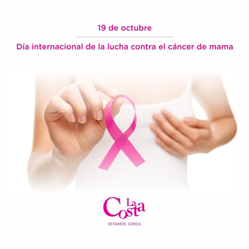 En el Día internacional de la lucha contra el cáncer de mama La Costa continúa la campaña de concientización