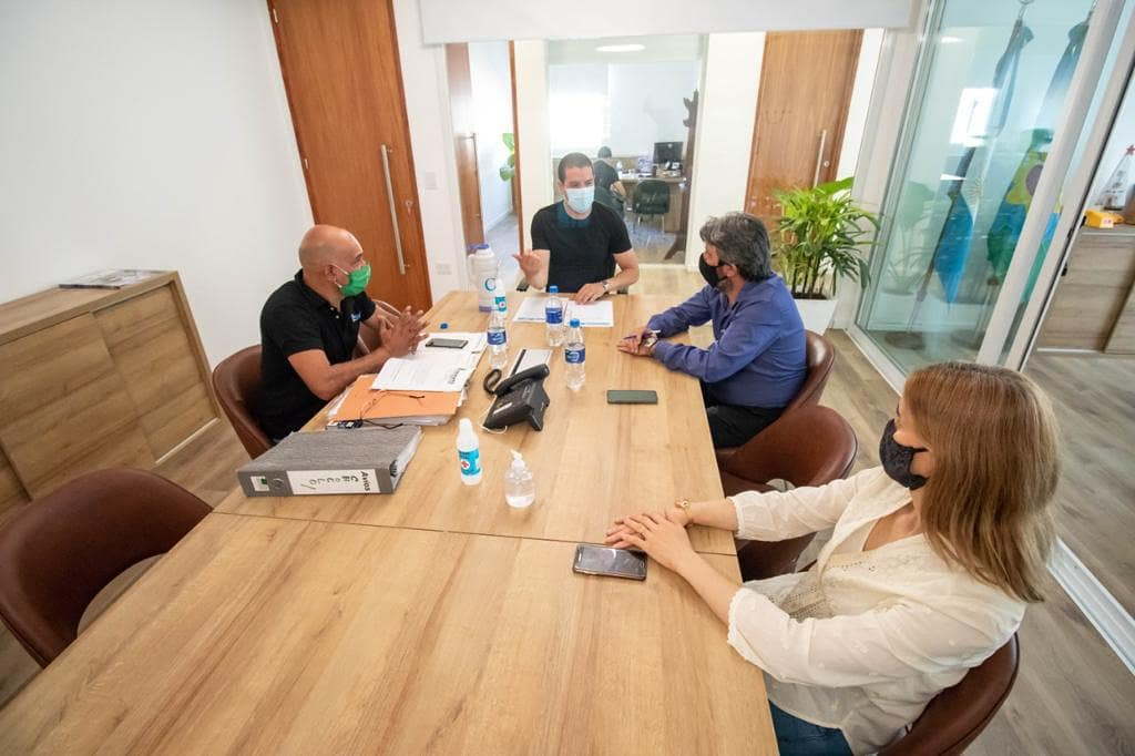 El equipo de Cardozo anunció un paquete de medidas para los trabajadores y trabajadoras municipales