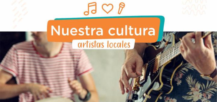 Comienza en La Costa el ciclo Nuestra Cultura con espectáculos de músicos locales