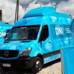 El móvil para tramitar DNI y Pasaporte recorre las localidades de La Costa