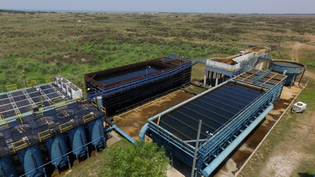 Nueva Atlantis: se reduce la presión de la red de agua para preservar el suministro