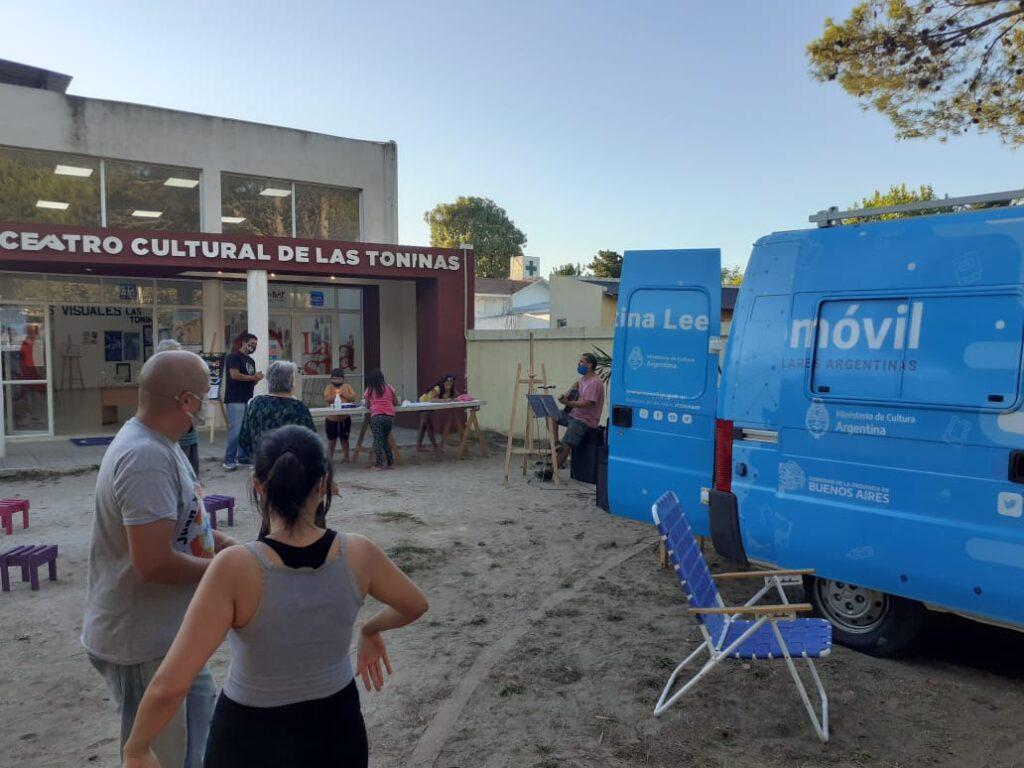 La propuesta Buenos Aires Lectora sigue recorriendo las localidades de La Costa
