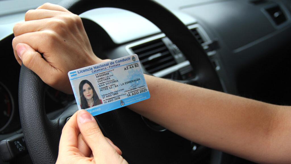 Nueva prórroga en los vencimientos de las Licencias Nacionales de Conducir emitidas por la Provincia