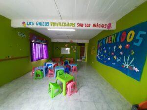 El Espacio de Primera Infancia de La Costa refuerza sus lazos con la comunidad